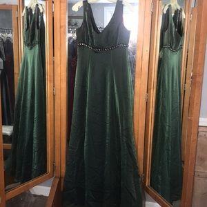 Alfred Angelou Long Formal Dress